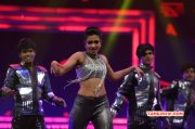Catherine Tresa At 63rd Filmfare Awards South
