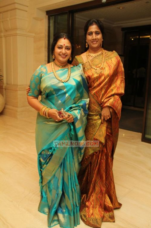 Tamil Movies : Events : Celebrities at prasanna sneha wedding ...