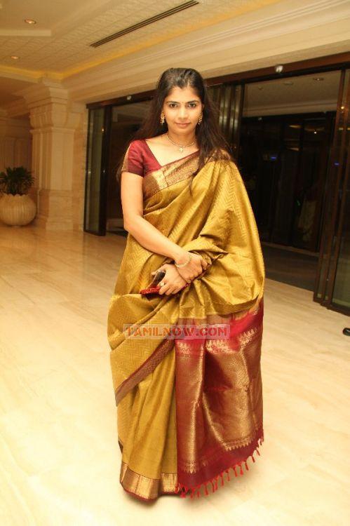 Chinmayi Sripada At Sneha Reception 945