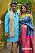 Celebrities At Shanthanu Keerthi Wedding Tamil Function New Albums 7408