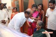 Celebrities Paid Homage To K Balachander