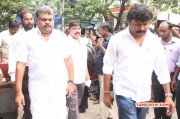 Function Celebrities Pay Last Respect To Ms Viswanathan Latest Images 1945