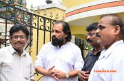 Kj Yesudas At Msv Home Latest Pic 174