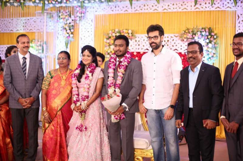 Event Charlie Son Adhithiya Wedding Reception 2019 Stills 3305