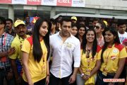Chennai Rhinos Vs Mumbai Heores Match
