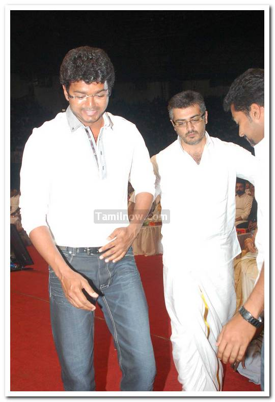 Surya And Vijay Stills Vijay ajith surya