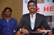 Dhanush At Hero Indian Super League