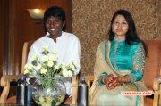 Director Atlee And Priya Pressmeet