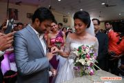 Director Vijay Actress Amala Engagement