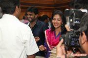 Director Vijay And Actress Amala Paul Press Meet Stills 884