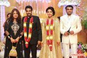 Director Vijay And Amala Paul Wedding Reception 4726