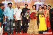 Director Vijay And Amala Paul Wedding Reception 6506