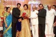 K Balachander At Vijay Amala Paul Reception 27