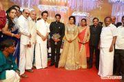 Mk Stalin At Vijay Amala Paul Reception 512