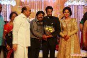 Rajendran At Vijay Amala Paul Reception 633
