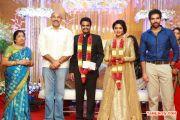 Sathyaraj Sibiraj At Vijay Amala Paul Reception 429