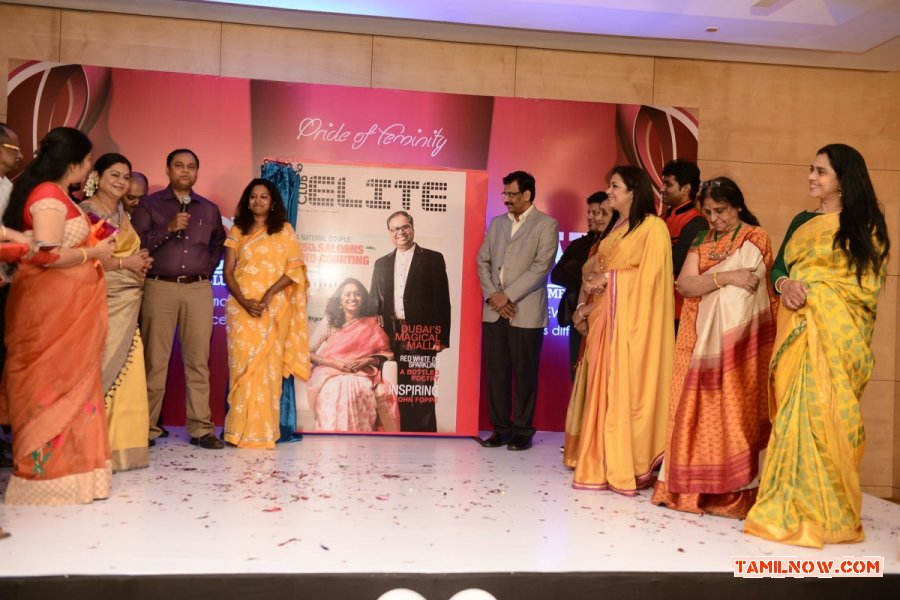 Elite Womens Club Inauguration 5338