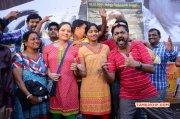 Fans Celebrates Rajinikant Birthday And Lingaa Release