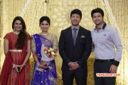 Feroz Vijayalakshmi Wedding Reception