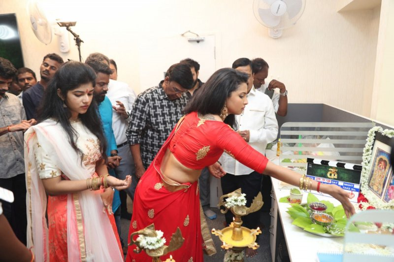 Ikk Movie Pooja Event Recent Album 8807
