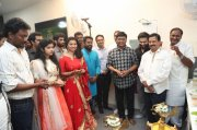 Latest Images Function Ikk Movie Pooja 2721