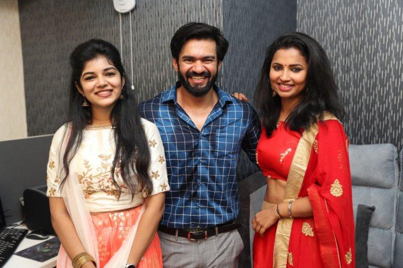 Tamil Event Ikk Movie Pooja Recent Album 723