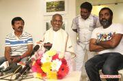Ilayaraja At Art Gallery Press Meet