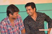 Latest Photo Udhayanidhi Stalin And Santhanam 968