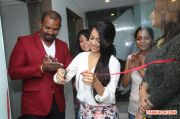 Janani Iyer Essensuals Salon Launch 352