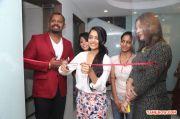 Janani Iyer Essensuals Salon Launch 9220