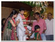Jayam Ravi Wedding Reception 2