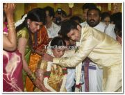 Jayam Ravi Wedding Ceremony 1