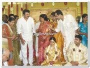Jayaram At Jayam Ravi Marriage