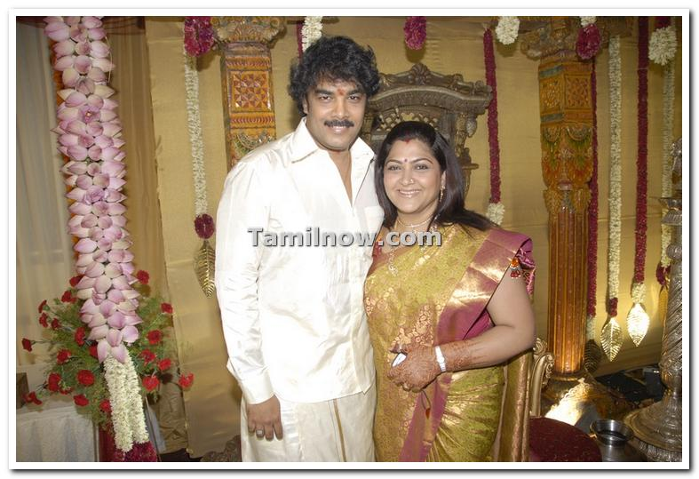 kushboo sundar wedding video junglekeyin image