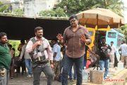 Jigarthanda Movie Working Stills 7345