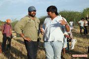 Jigarthanda Movie Working Stills 8367