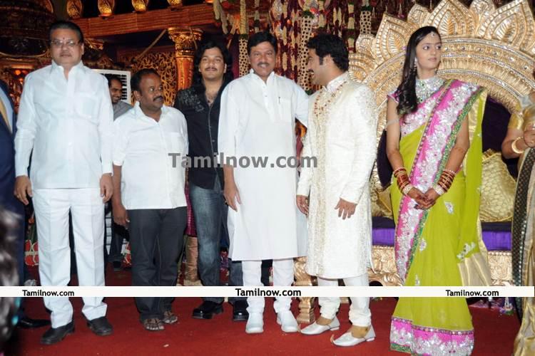 Jr ntr lakshmi pranathi wedding pics 13