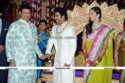 Jr Ntr Lakshmi Pranathi Wedding Pics 2
