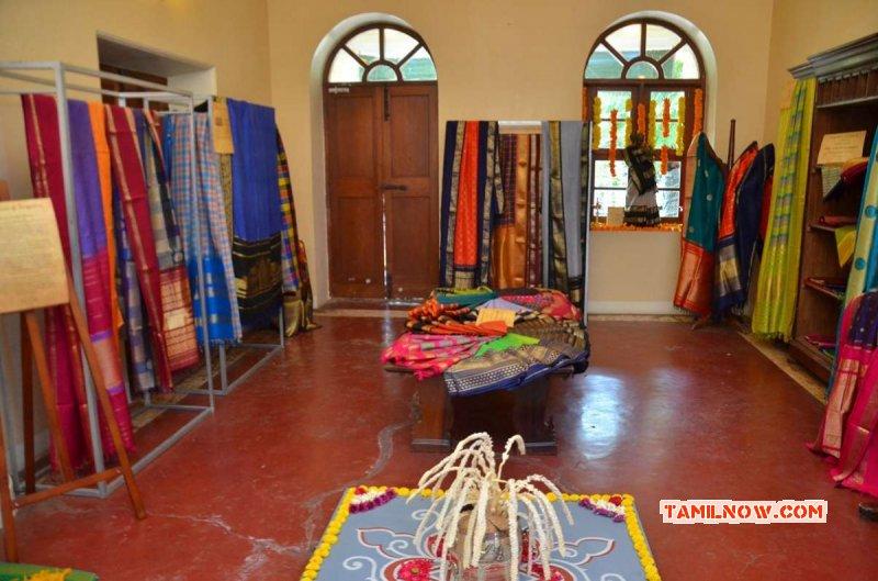 Jyothika At Heirloom Kanjivaram Exhibition Recent Picture 6530