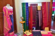 Jyothika At Heirloom Kanjivaram Exhibition Tamil Function 2017 Gallery 919