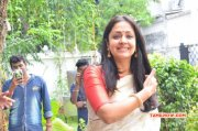Jyothika At Heirloom Kanjivaram Exhibition Tamil Movie Event Aug 2017 Images 2547