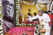 K Balachander 13th Day Ceremony