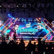 Kaappaan Audio Launch Stage 496