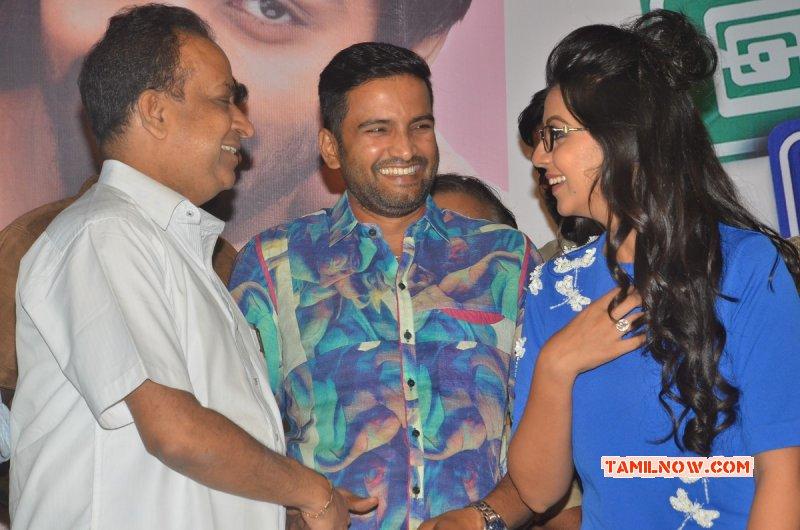 Recent Still Tamil Event Kadavul Irukan Kumaru Teaser Launch 9559
