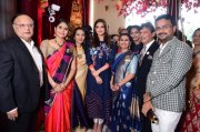 Latest Stills Kajal Aggarwal Inaugurates The Bridal Story Tamil Movie Event 8537
