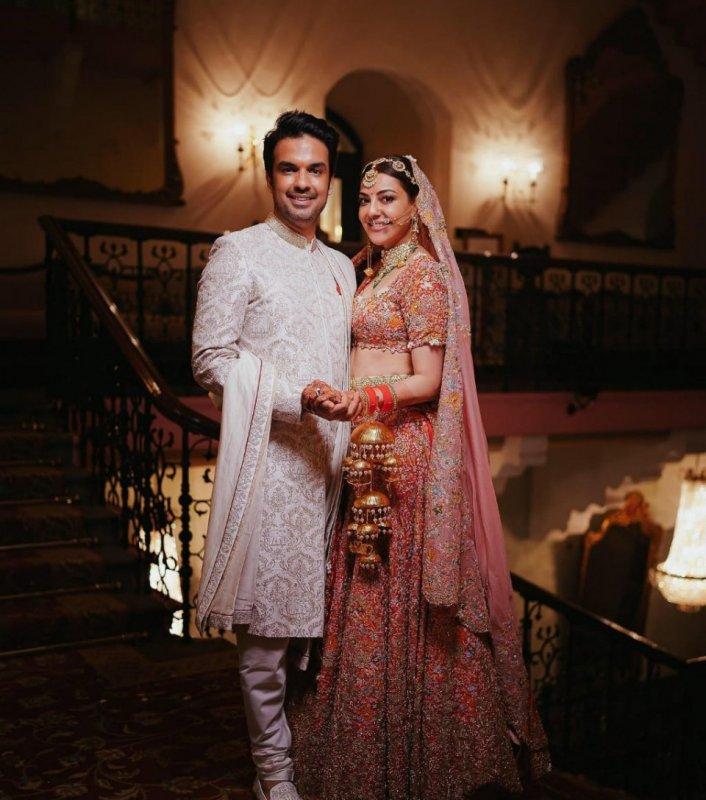Albums Kajal Aggarwal Wedding Event 3713