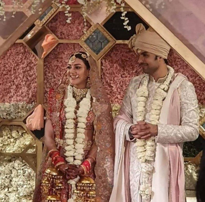 Function Kajal Aggarwal Wedding Latest Gallery 7750