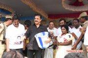 Album Kamal Haasan Launching Lake Cleaning Movement Tamil Movie Event 1832