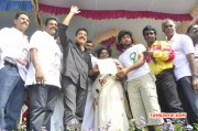 Event Kamal Haasan Launching Lake Cleaning Movement Nov 2014 Picture 1265