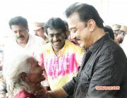 Latest Pictures Kamal Haasan Launching Lake Cleaning Movement Function 8582